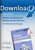 Mathematik, Zahlen & Operationen, Mengen, zahl(en)