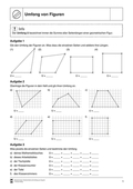 Mathematik, Geometrie, Zahlen & Operationen, Algebra, Formeln, flächeninhalt, umfang, selbstgesteuertes lernen, lernerfolgskontrolle