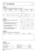 Mathematik, Geometrie, Größen & Messen, Raum & Form, Strecke, Gerade, analytische Geometrie, selbstgesteuertes lernen, lernerfolgskontrolle