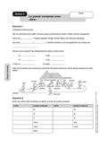 Französisch, Grammatik, Verben, Zeitformen, Angleichungslehre, Hilfsverben, Verben der Bewegungsrichtung, passé composé, être et avoir, Konjugation, Verben