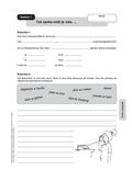 Französisch, Grammatik, Themen, Zeitformen, Bildung, Future Proche/ Futur Composé, Konjugation