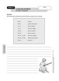 Französisch, Grammatik, Themen, Zeitformen, Alltag, Future Proche/ Futur Composé, Jahr, Tage, Verben