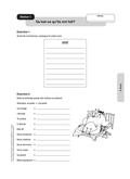 Französisch, Grammatik, Zeitformen, passé composé, Konjugation
