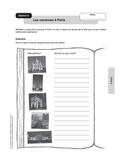 Französisch, Themen, Landeskunde, Frankreich, Paris, Eiffelturm, Sacré Coeur, Arc de Triomphe, Louvre, Sehenswürdigkeiten, Fotos