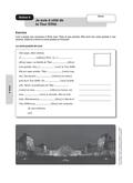 Französisch, Grammatik, Themen, Zeitformen, Landeskunde, Présent, Frankreich, Paris, passé composé