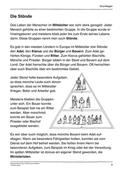 Geschichte, Epochen, Leitprobleme, Dimensionen historischer Erfahrung, Mittelalter, Lebenswelten, Sozialgeschichte, Mittelalterliche Gesellschaft, Epochen