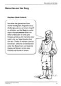 Geschichte, Dimensionen historischer Erfahrung, Epochen, Leitprobleme, Sozialgeschichte, Politikgeschichte, Mittelalter, Lebenswelten, Burgen im Mittelalter, Epochen