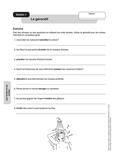 Französisch, Grammatik, Diverses, Zeitformen, Gérondif