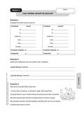 Französisch, Grammatik, Verben, Zeitformen, Verben auf -oir, Verben, Modalverben