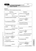 Französisch, Grammatik, Pronomen, Interrogativpronomen