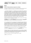 Französisch, Didaktik, Übungsformen, beschreiben, präsentieren, Verfassen von Texten/ Schreiben