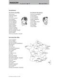 Französisch, Didaktik, Themen, Übungsformen, Sprechkompetenz, Landeskunde, Frankreich, Wortschatzarbeit, Wiederholung, Didaktik, Themen