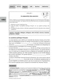 Französisch, Themen, Landeskunde, Politik, politisches System