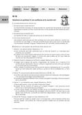 Französisch, Themen, Landeskunde, Geschichte, Kriege, 2. Weltkrieg