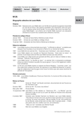 Französisch, Themen, Didaktik, Landeskunde, Geschichte, Textsorten, Kultur, Frankreich, Kriege, Hobbys, 2. Weltkrieg, Lesen