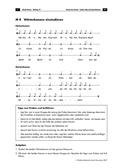 Musik, Gestaltung, Form, Stil, Formmodelle, Musik als gestaltete Ordnung, Kanon, klassenmusizieren