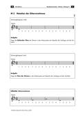 Musik, Bausteine, Elemente, Material, Gestaltung, Form, Stil, Notation, Klangerzeuger, Formmodelle, Kanon, Instrumente