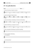 Musik, Bausteine, Elemente, Material, Klangmaterial, Formelemente, Akkorde, Kadenzen