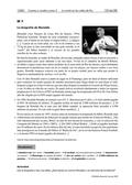 Spanisch, Interkulturelle fremdsprachige Handlungsfähigkeit, Sprachkompetenz, Leseverstehen, Biografie, Tabelle ausfüllen bzw. ergänzen