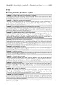 Spanisch, Interkulturelle fremdsprachige Handlungsfähigkeit, Sprachkompetenz, Leseverstehen, Prosatext, Kurzzusammenfassung