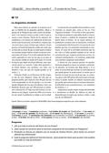 Spanisch, Interkulturelle fremdsprachige Handlungsfähigkeit, Sprachkompetenz, Leseverstehen, Zeitungsartikel