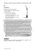 Spanisch, Interkulturelle fremdsprachige Handlungsfähigkeit, Sprachkompetenz, Leseverstehen