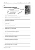 Spanisch, Interkulturelle fremdsprachige Handlungsfähigkeit, Sprachkompetenz, Leseverstehen, Prosatext
