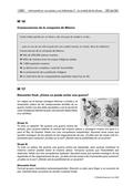 Spanisch, Interkulturelle fremdsprachige Handlungsfähigkeit, Sprachkompetenz, Hör- und Sehverstehen, Sprechen, Meinungsäußerung