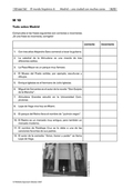 Spanisch, Themen und Inhalte, Sekundarstufe I, Der gesellschaftlich-kulturelle Bereich