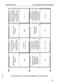Mathematik, Raum & Form, Körperberechnung, Prisma, Pyramide, körperberechnung, domino