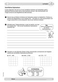 Mathematik, Zahlen & Operationen, schriftliches Rechnen, schriftliche subtraktion