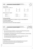 Mathematik, Zahlen & Operationen, Grundrechenarten, Bruchrechnung, erweitern, kürzen, vergleichen