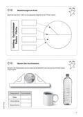 Mathematik, Geometrie, Durchmesser, geometrische Figuren, kreis, radius, umfang
