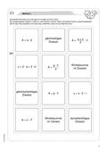 Mathematik, Geometrie, Zahlen & Operationen, Algebra, Formeln, flächeninhalt, umfang, Figuren