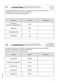 Mathematik, Größen & Messen, Daten, Zufall & Wahrscheinlichkeit, funktionaler Zusammenhang, Raum & Form, Prozentrechnung, Datenauswertung, Analysis, Symmetrie, Diagramm, symmetrische Figuren, Prozentwert, Tabellen