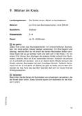 Deutsch_neu, Primarstufe, Sekundarstufe I, Sekundarstufe II, Sprache und Sprachgebrauch untersuchen, Sprachliche Strukturen und Begriffe auf der Wortebene, Laut und Lautstruktur des Wortes