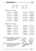 Mathematik_neu, Primarstufe, Zahlen und Operationen, Zahlbeziehungen, Vorgänger – Nachfolger