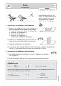 Physik_neu, Sekundarstufe I, Mechanik, Mechanik der Flüssigkeiten und Gase, Druck und Druckmessung, mechanik der flüssigkeiten und gase (s1)