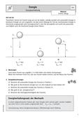 Physik_neu, Sekundarstufe II, Mechanik, Grundlagen der Dynamik, Energie und Energieformen, Energieerhaltung