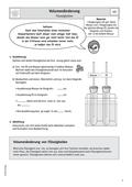 Physik_neu, Sekundarstufe II, Wärmelehre, Thermische und mechanische Eigenschaften der Materie, Thermische Ausdehnung