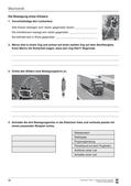 Physik_neu, Sekundarstufe I, Mechanik, Bewegung von Körpern, Bewegungsarten, Merkmale der Bewegung