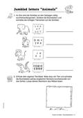 Englisch, Themen, Alltag, Haustiere, Animals, vocabulary