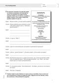 Spanisch_neu, Sekundarstufe I, Sprachmittlung, Schriftliches Übersetzen, Schriftliche Wiedergabe von Informationen
