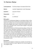 Mathematik_neu, Primarstufe, Zahlen und Operationen, Grundrechenarten, Rechenoperationen, Rechenstrategien, Rechenwege