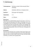 Mathematik, Grenzprozesse & Approximation, Zahlen & Operationen, Zahlenreihe, Bewegung