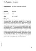 Mathematik, Zahlen & Operationen, Kopfrechnen, Bewegung