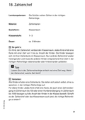 Mathematik, Grenzprozesse & Approximation, Zahlen & Operationen, Zahlenreihe, ordnen, Bewegung
