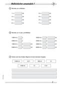 Mathematik_neu, Primarstufe, Größen und Messen, Rauminhalt, Standardeinheiten und Repräsentanten, Umwandeln