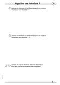 Mathematik_neu, Primarstufe, Raum und Form, Abbildungen, Maßstäbe