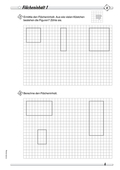 Mathematik_neu, Primarstufe, Größen und Messen, Flächeninhalt, Flächeninhalt und Umfang, flächeninhalt (p)